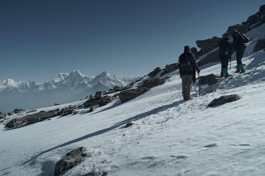 rishikesh to pangarchulla peak trek