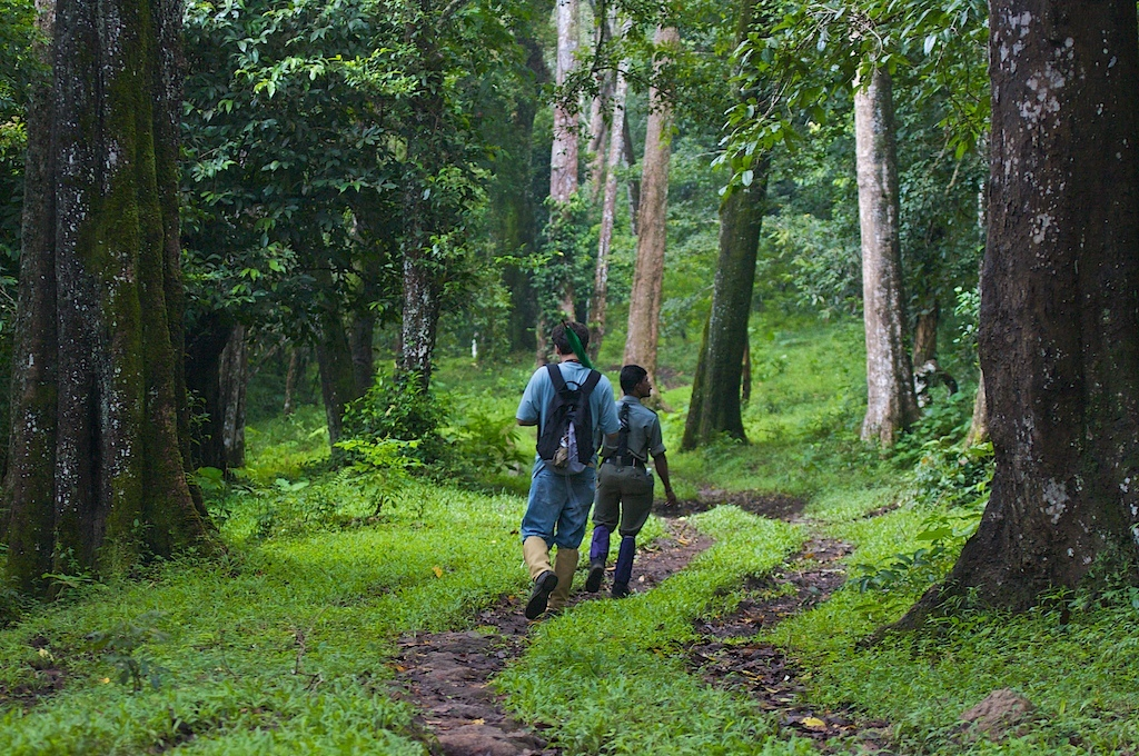 adventure places in south india