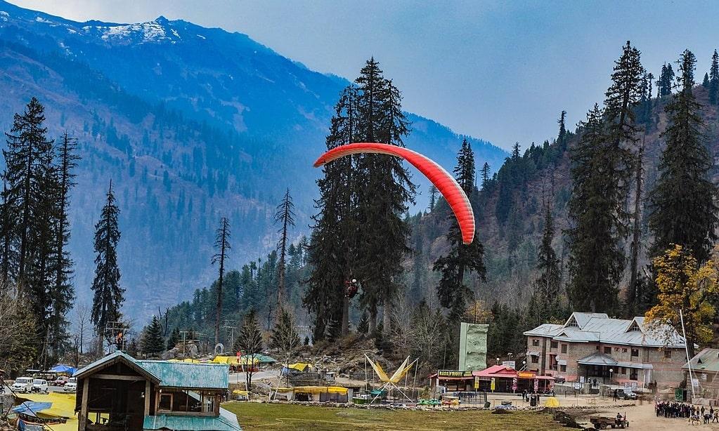 adventure activities in solang manali