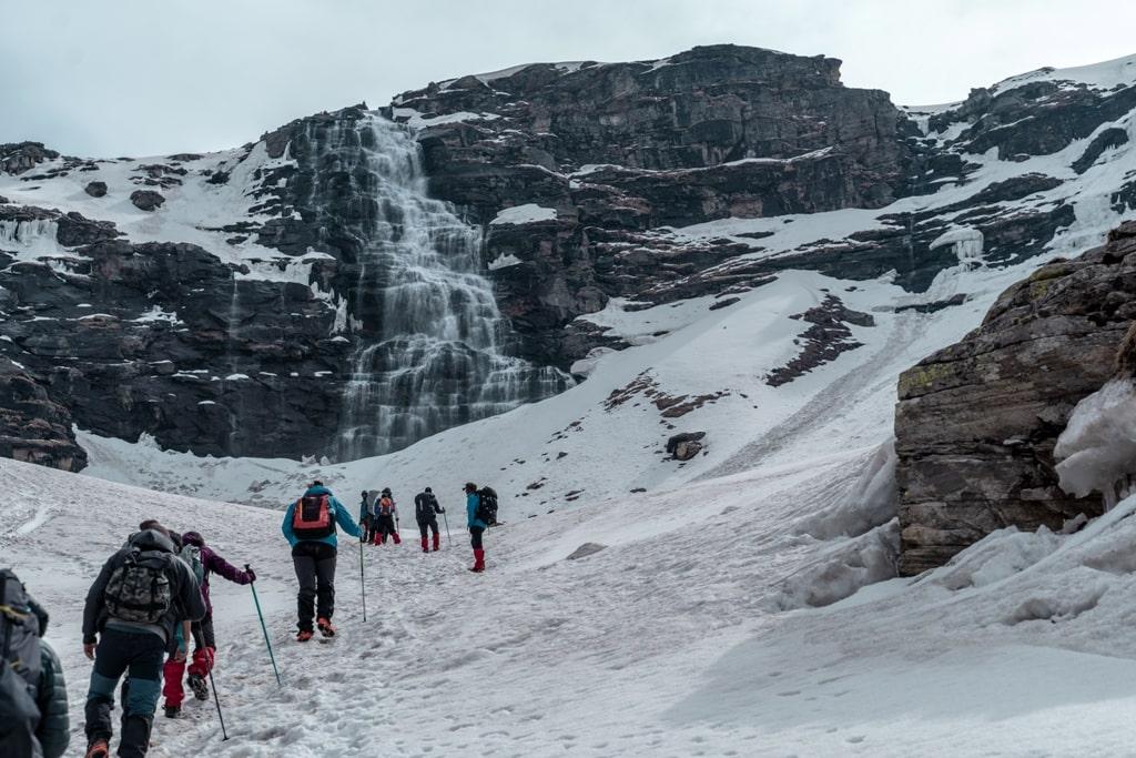 rupin pass trek route