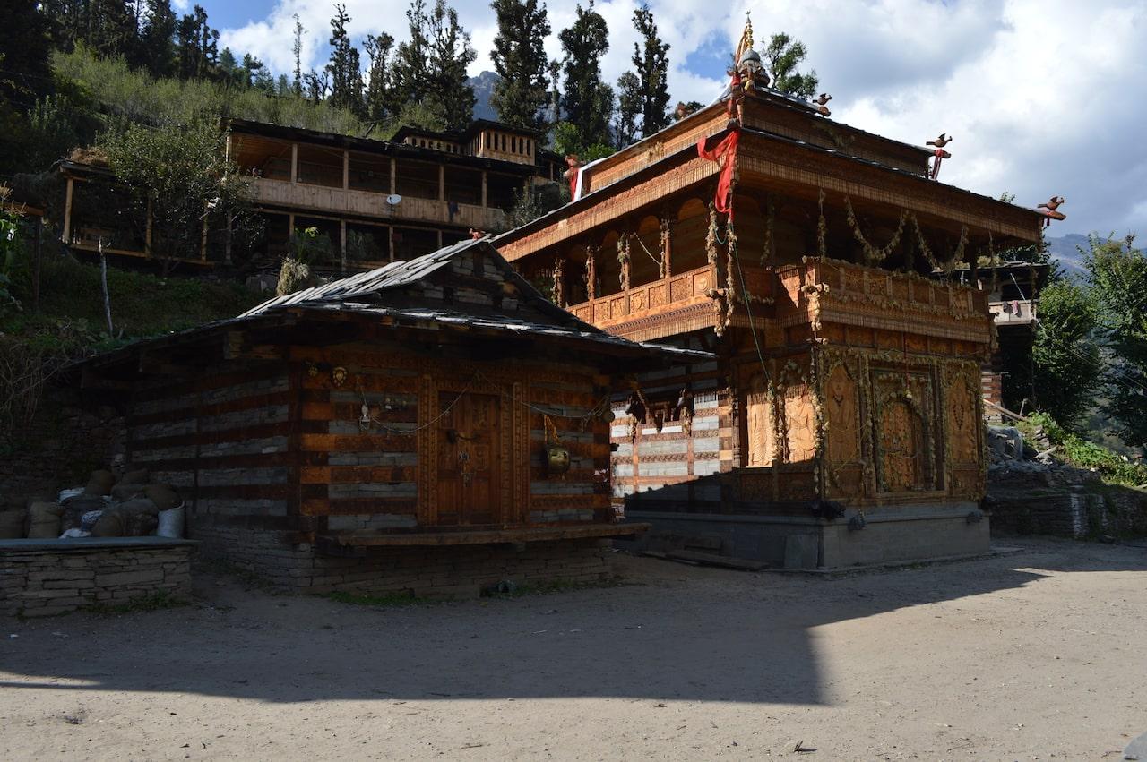 kinnaur temple