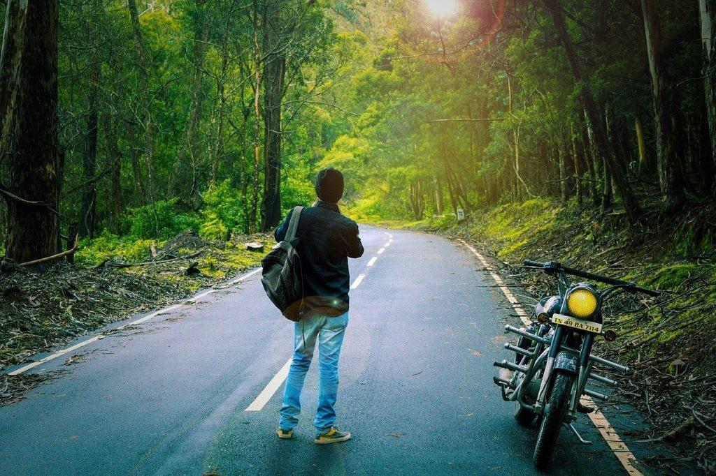 arunachal bike trip