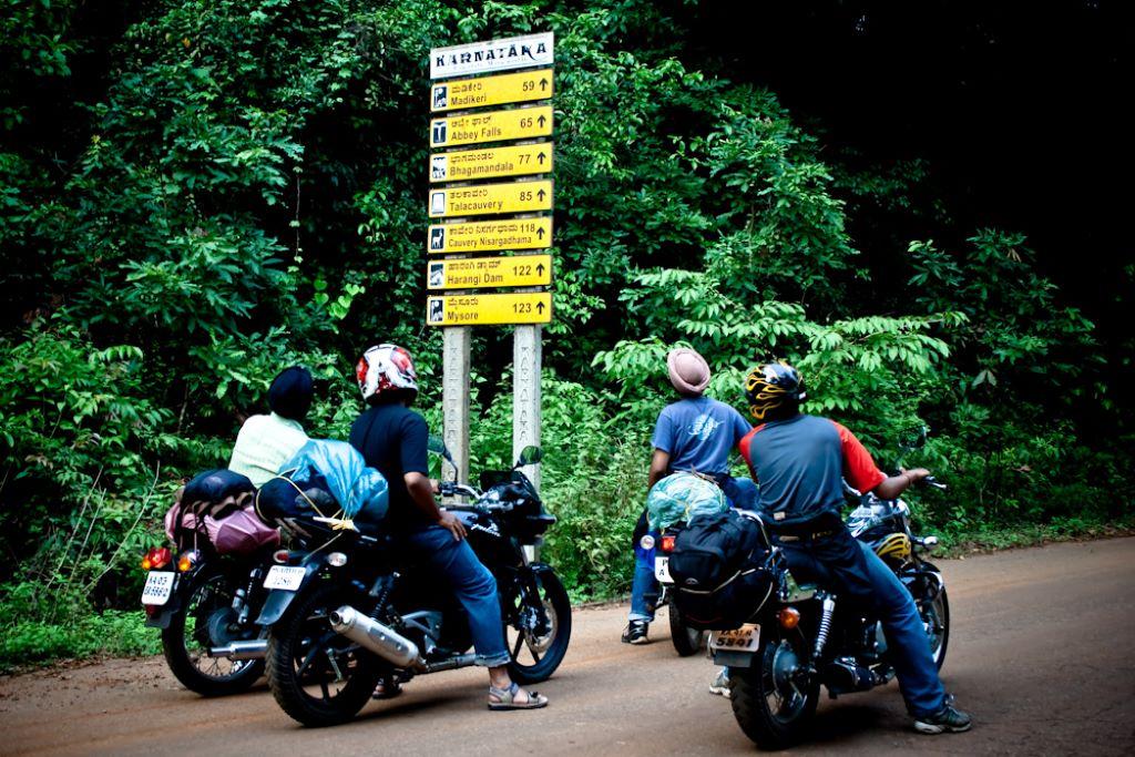 bike riding bangalore