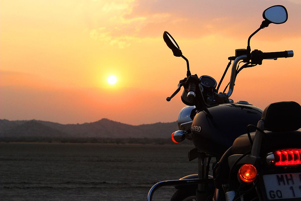 jaipur bike tour india