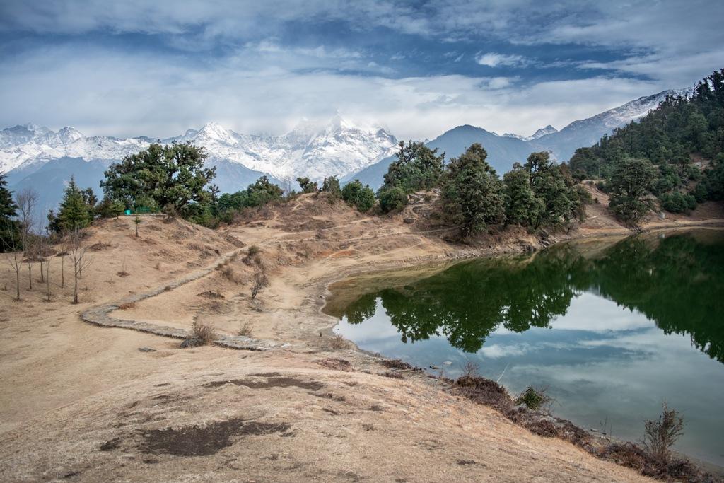 deoriatal lake