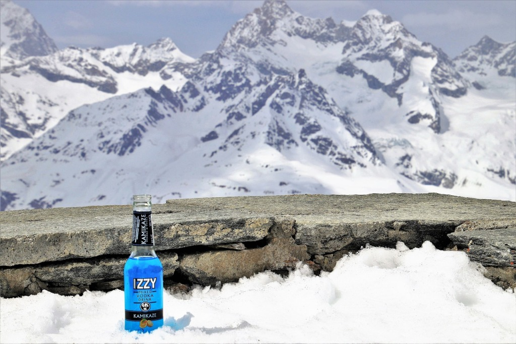 alcohol at high altitude