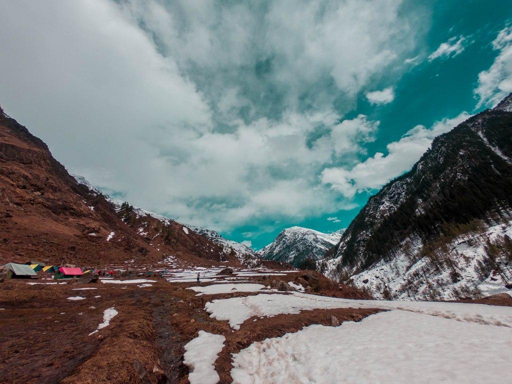 jaundhar glacier via har ki dun