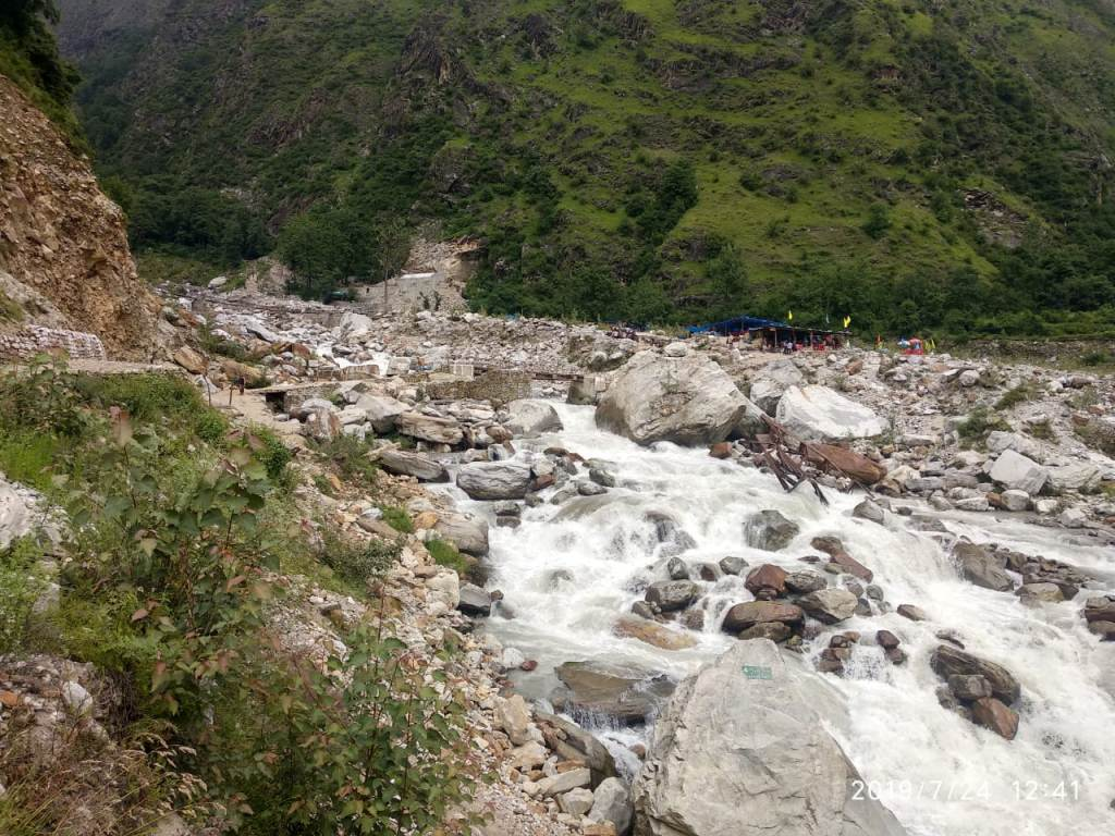 joshimath to valley of flowers