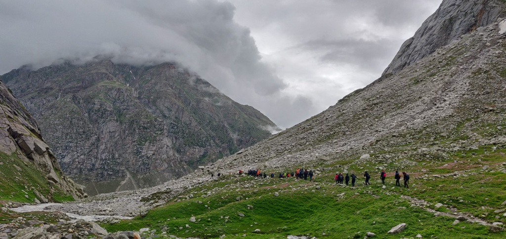 manali trekking destination