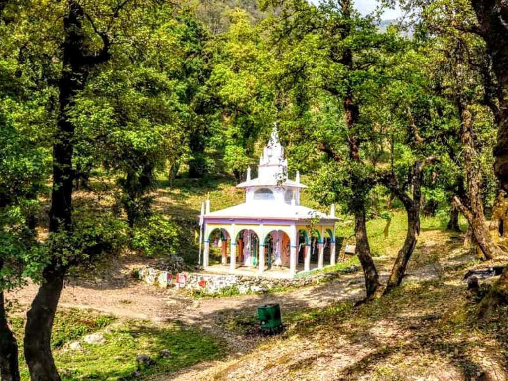 nag tibba temple