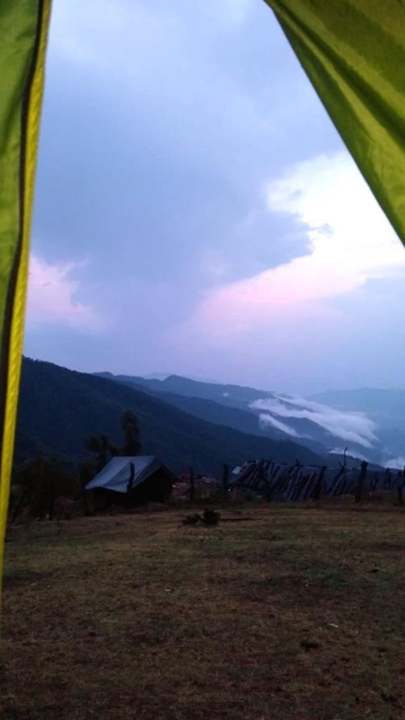 camping at nag tibba trek