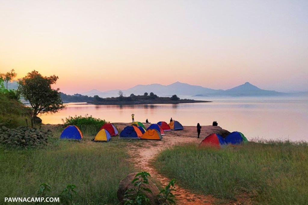 pawna lake camping lonavla