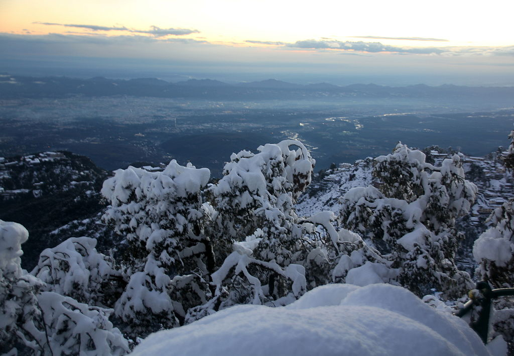 dehradun in winter