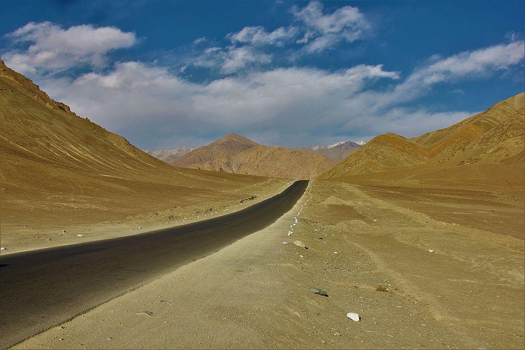 magnetic hills leh