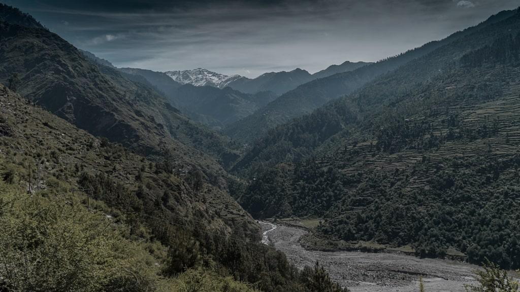 himalayan treks during autumn season