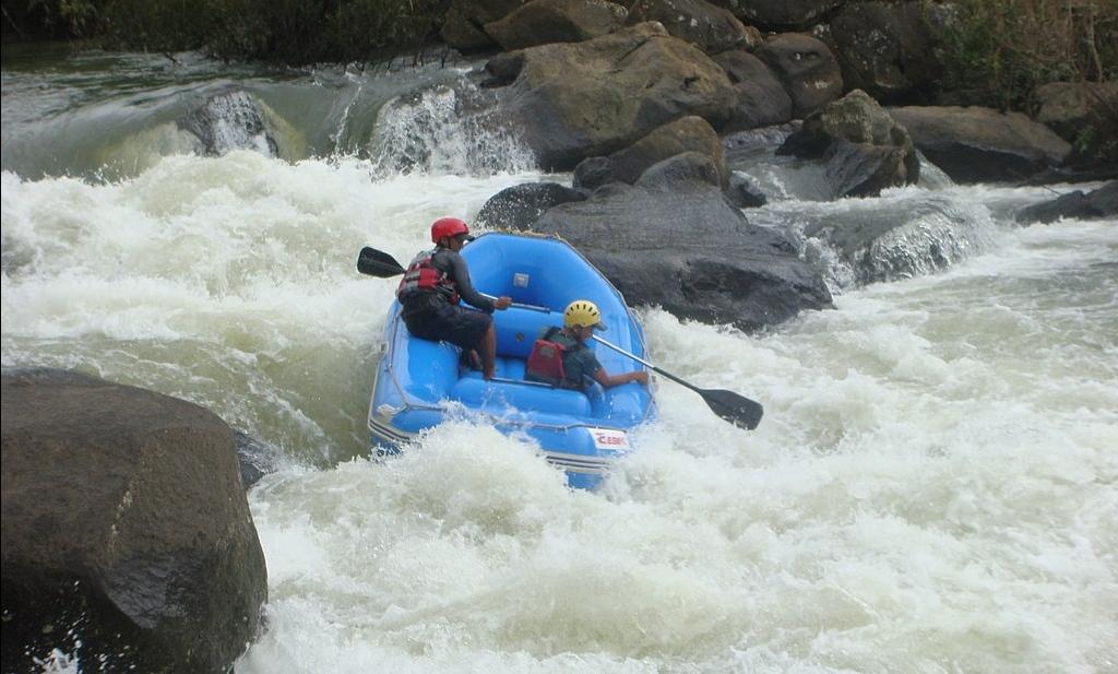rafting in coorg
