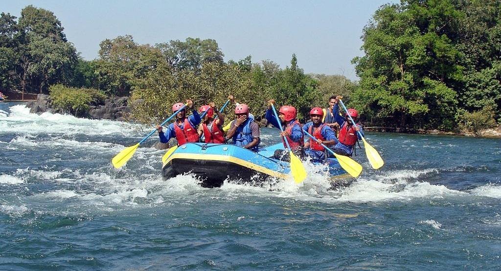 rafting in karnataka
