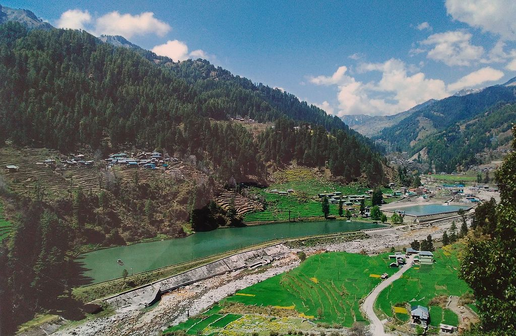 borat valley