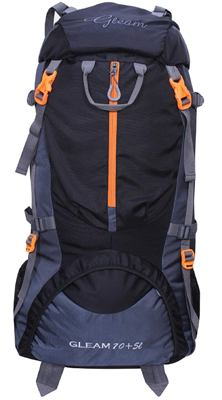 gleam 75L climate proof mountain rucksack