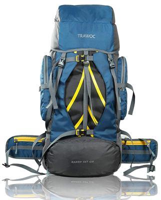 trawoc novicz 60L rucksack