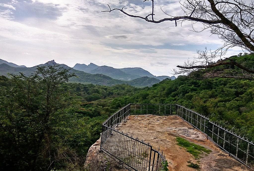 devarayanadurga hills trek