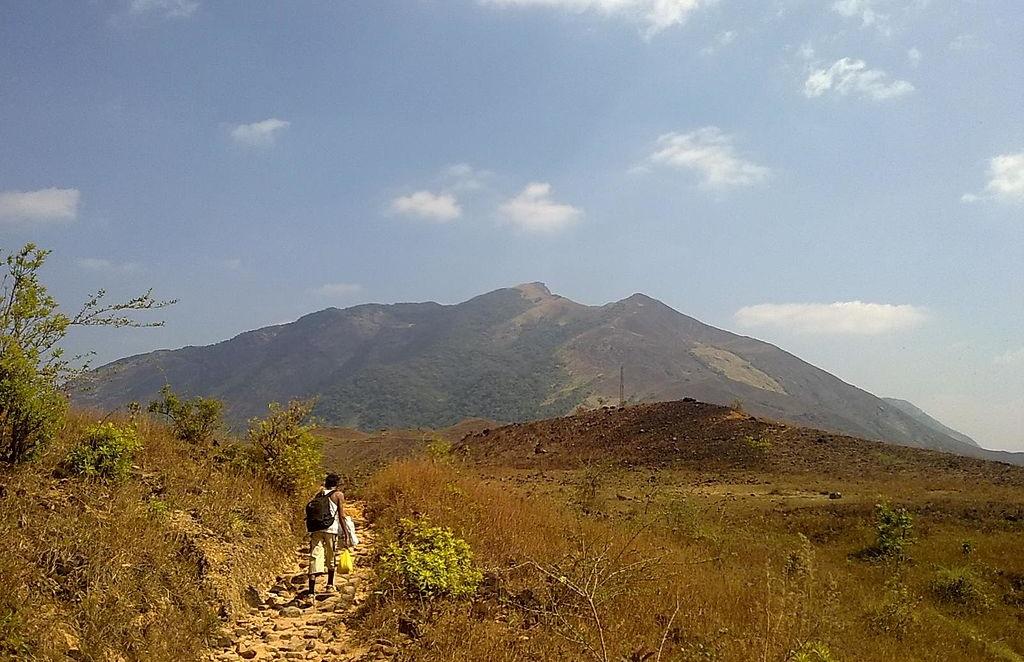 kumara parvatha trek in bangalore