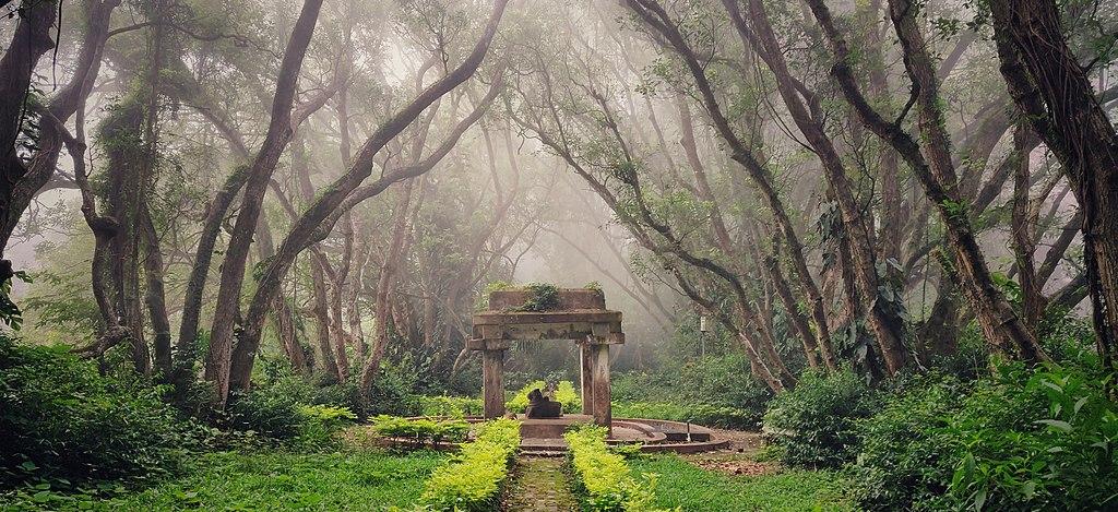 nandi hills trek in bangalore