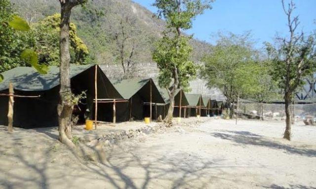 camping in brahmapuri rishikesh