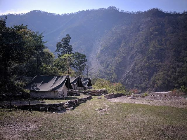 camp ganga riviera rishikesh