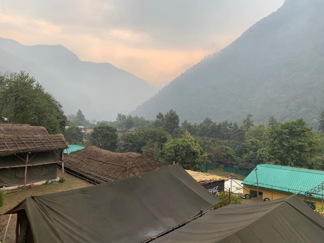 cradle of life camp rishikesh