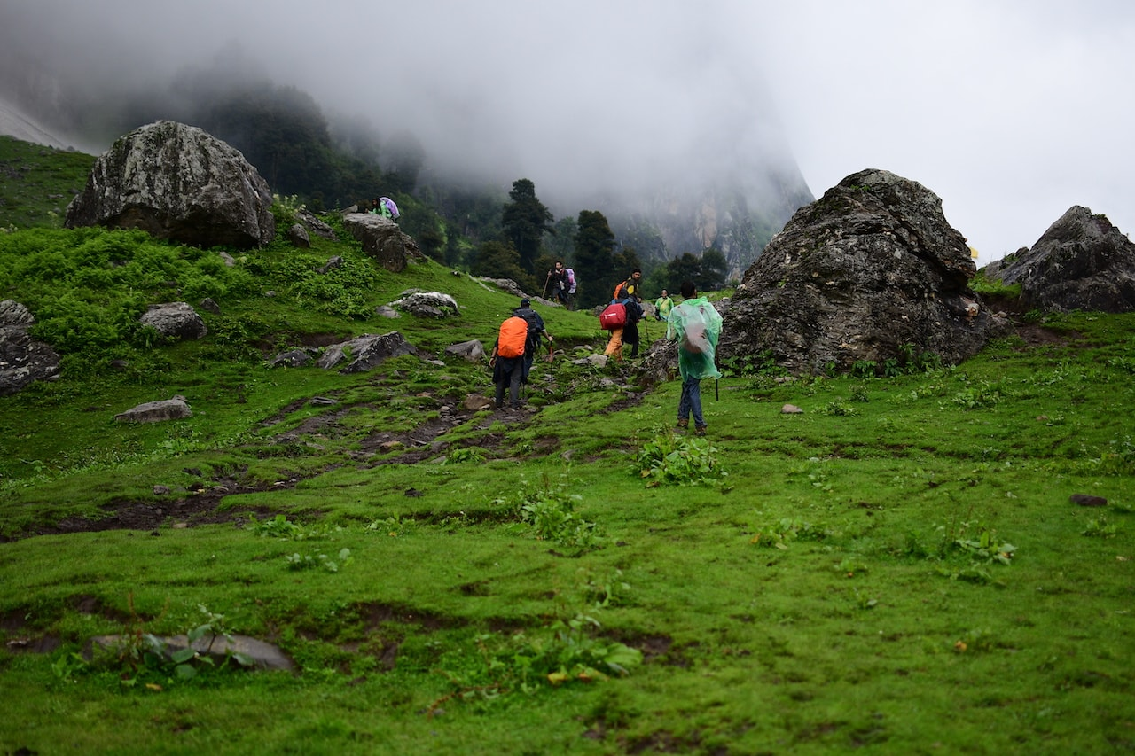 chanderkhani pass trek
