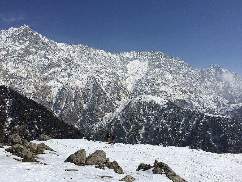 hanuman tibba enroute lamadugh trek